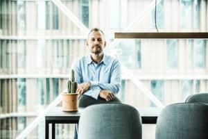 Dinero - Martin Thorborg – medstifter og administrerende direktør