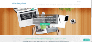 Web-Regnskab