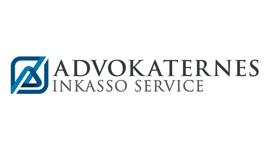 Advokaternes inkasso service logo copy